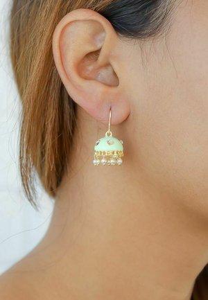 TINKER BELL - Earrings - green