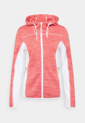 VAIL - Fleece jacket - pink