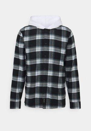 HOODS - Shirt - black