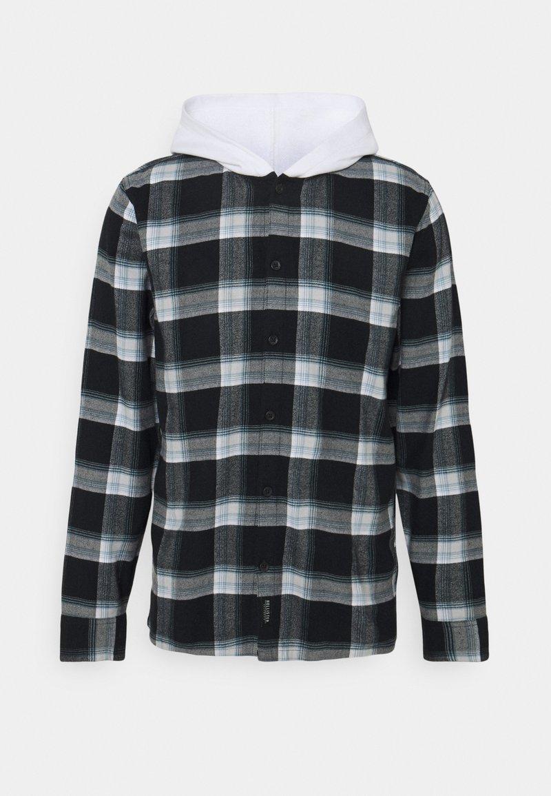 Hollister Co. - HOODS - Shirt - black
