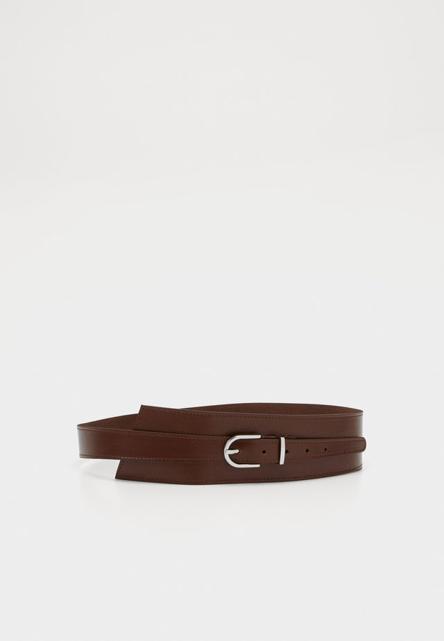 Waist belt - brown