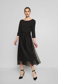 NAF NAF - YUKI - Day dress - noir - 0