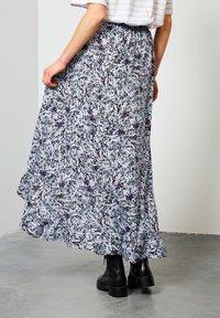 Petrol Industries - Maxi skirt - pastel lilac - 1