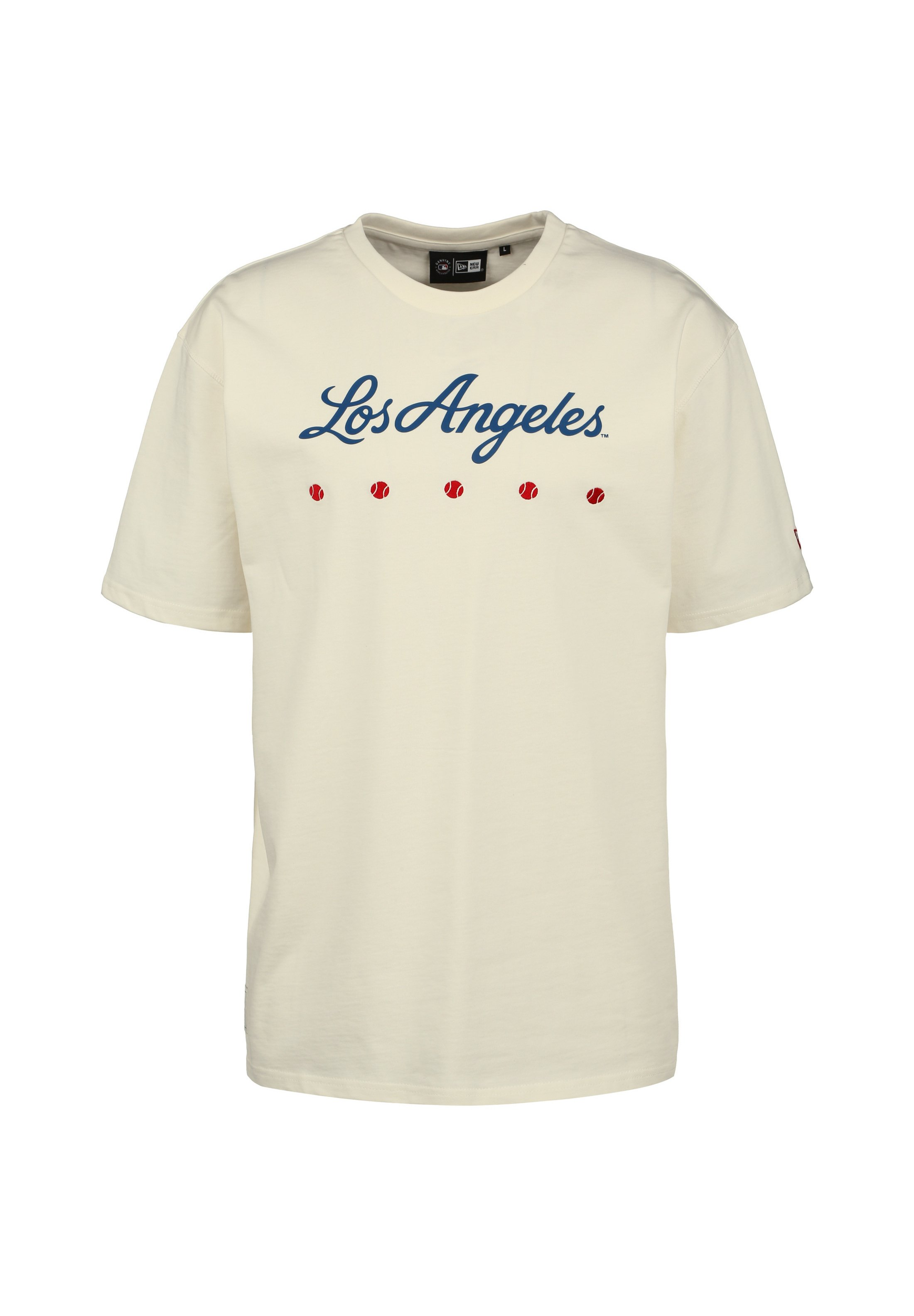 Homme MLB LOS ANGELES DODGERS HERITAGE  - T-shirt imprimé
