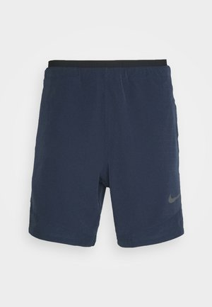 FLEX SHORT 2.0 - Sports shorts - obsidian/black