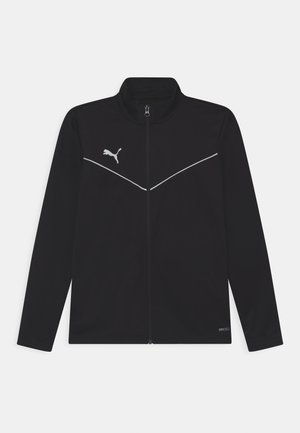 TEAMRISE TRAINING UNISEX - Training jacket - puma black/puma white