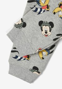 Name it - MICKEY MOUSE - Tracksuit bottoms - grey melange - 2