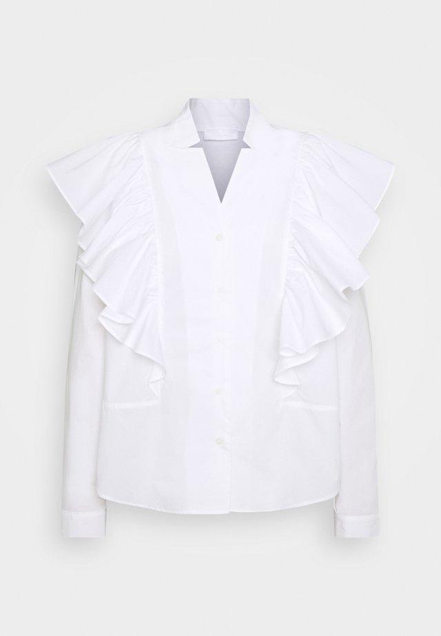 CARINA THINKTWICE - Blouse - white