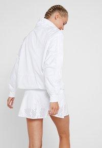 adidas by Stella McCartney - JACKET - Sportovní bunda - white - 2