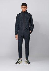 BOSS - COSTA - Training jacket - dark blue - 1