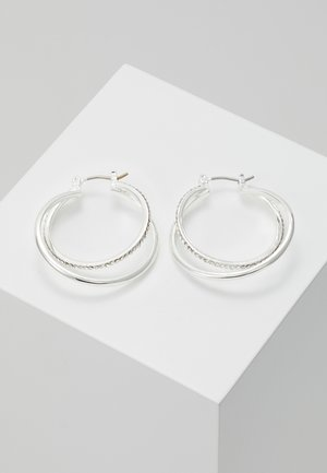 LATER RING - Earrings - silver-coloured