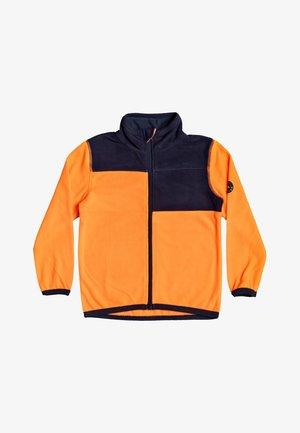 AKER - Fleecejacke - shocking orange