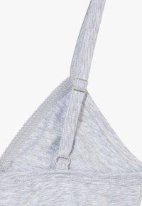 Sanetta - BRA SPORT - Podprsenka pod tričko - hellgrau melange - 4