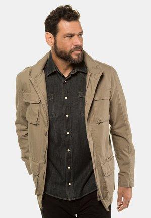 Summer jacket - sable