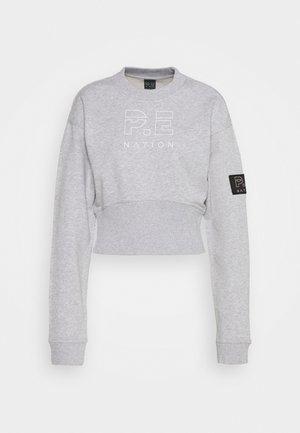 SPRINT SHOT - Sweatshirt - grey marl