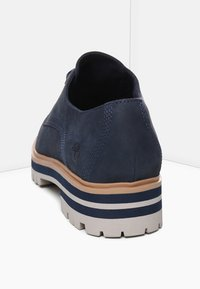 Timberland - LONDON SQUARE OXFORD - Casual lace-ups - navy - 2
