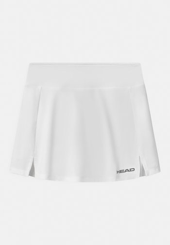 CLUB BASIC  - Sports skirt - white