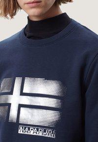 Napapijri - BRA - Sweatshirt - navy blue - 3