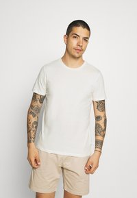 Burton Menswear London - TEE 3 PACK - T-shirt basic - multi - 3