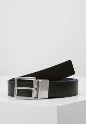 URBAN REVERSIBLE - Belt - black