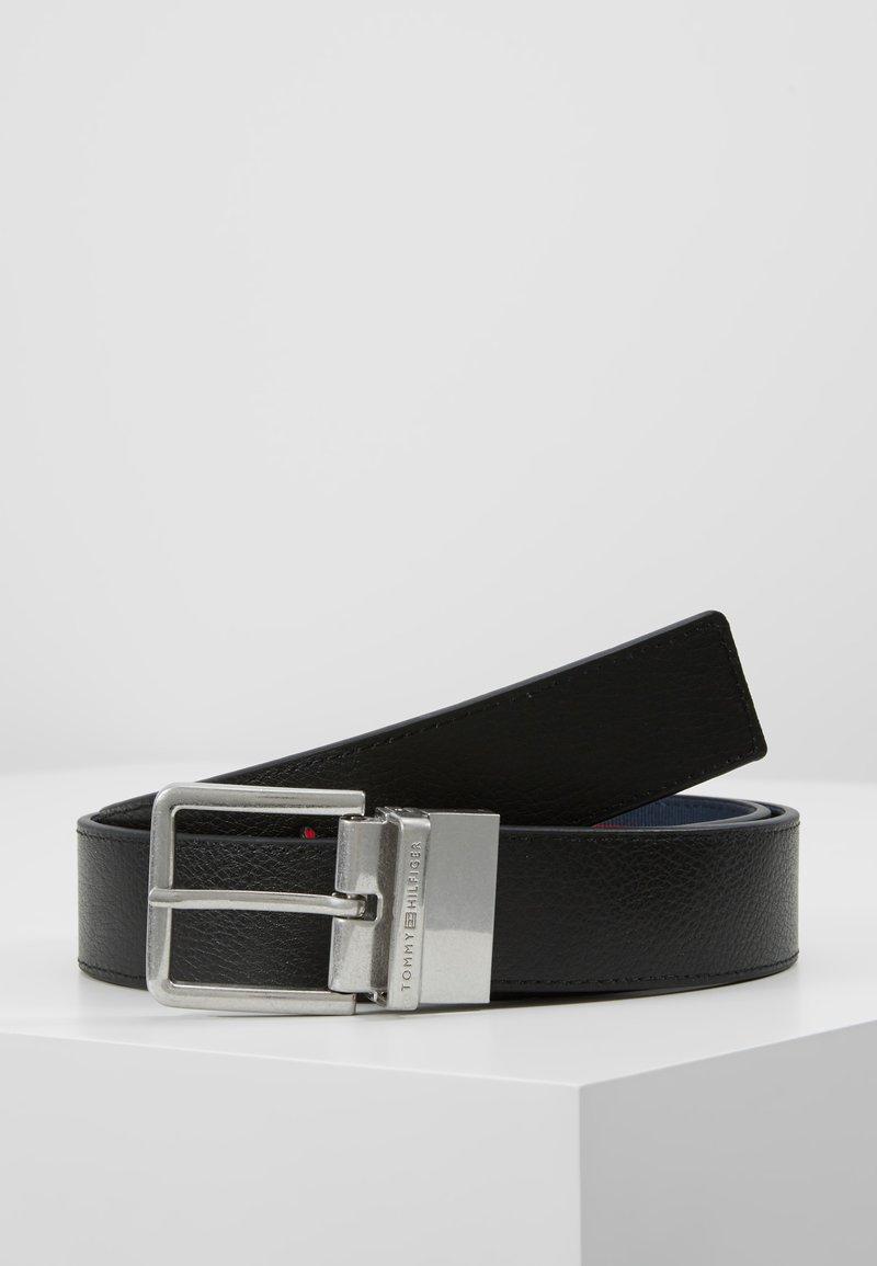 Tommy Hilfiger - URBAN REVERSIBLE - Belt - black
