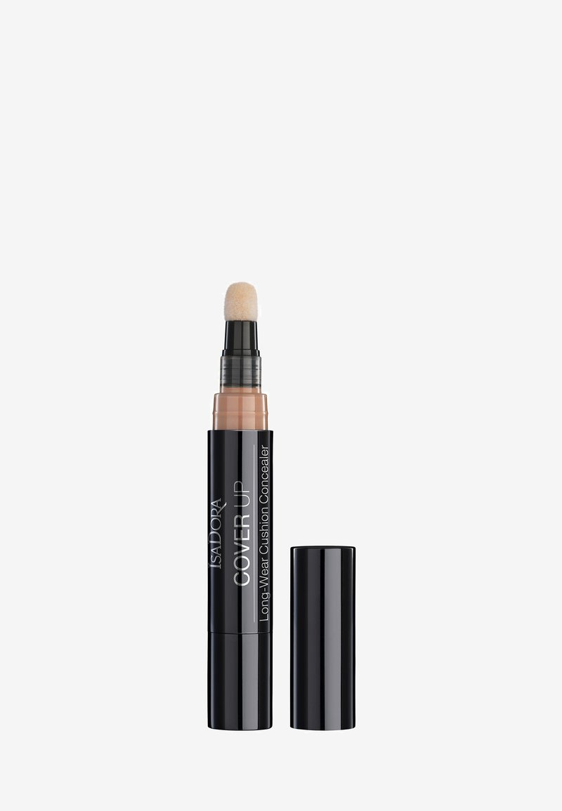 IsaDora - COVER UP LONG-WEAR CUSHION CONCEALER - Concealer - peach dark circles