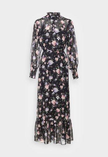 ONLSKYE ANKLE DRESS - Maxiklänning - black/rose