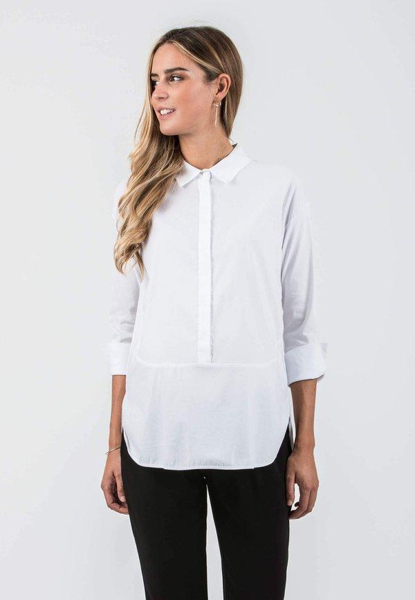 ATTESA BEATRICE - Bluzka - white/biały FHAD