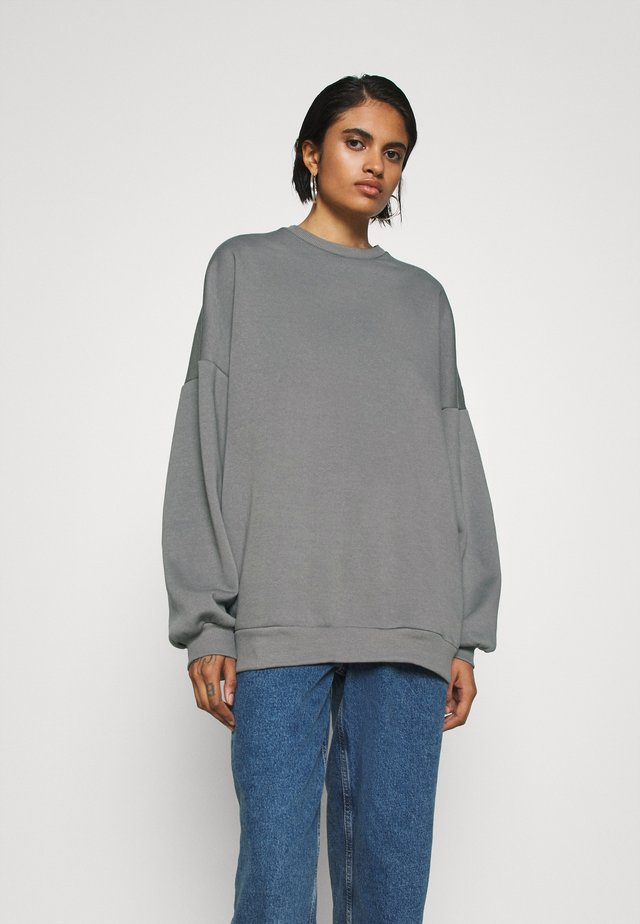 PERFECT OVERSIZE - Sweatshirt - gray