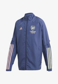 adidas Performance - ARSENAL PRESENTATION TRACK TOP - Training jacket - blue - 0