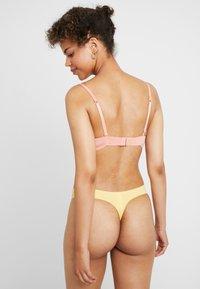 Even&Odd - 3 PACK - G-strenge - pink/mint/yellow - 3