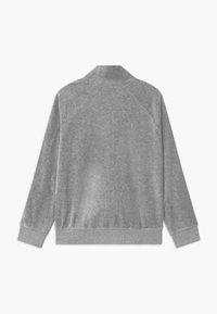 Benetton - BASIC GIRL  - Zip-up hoodie - grey - 1