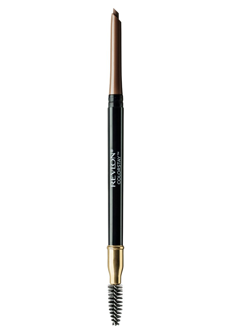 Revlon - COLORSTAY BROW PENCIL - Eyebrow pencil - N°210 soft brown