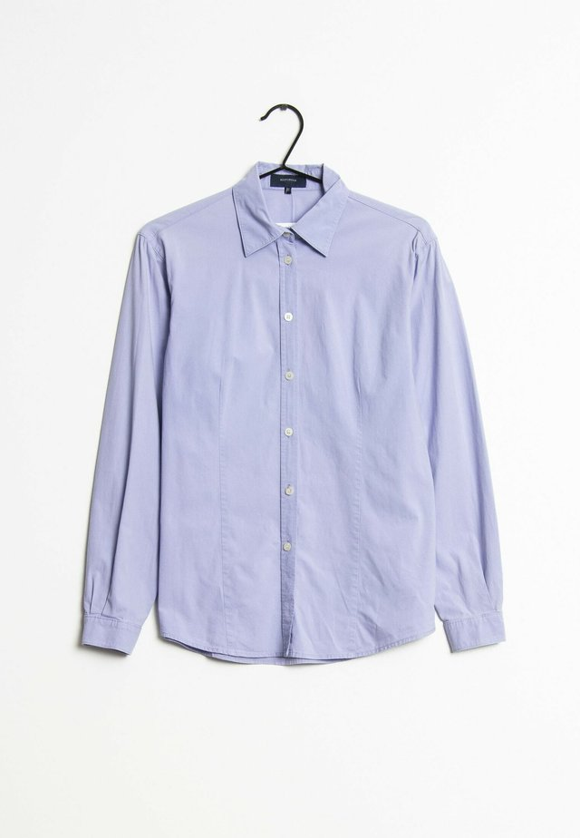Overhemdblouse - purple