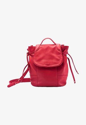 TINA - Handbag - rouge