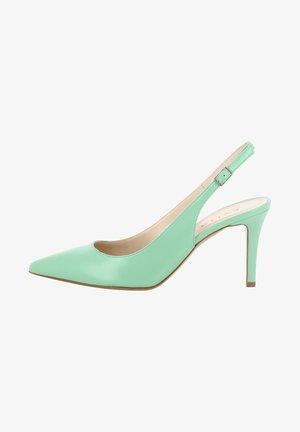 EMANUELA - High heels - mint