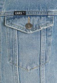Cars Jeans - TREY JACKET - Jeansjacka - stone bleached - 3