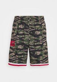 Mitchell & Ness - NBA HOUSTON ROCKETS TIGER CAMO SWINGMAN SHORT - Sports shorts - multi coloured - 0