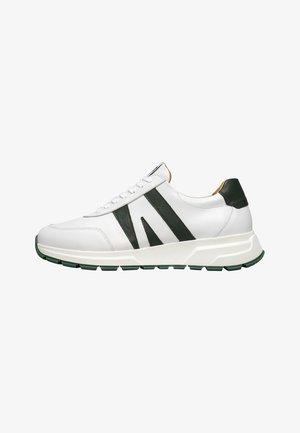 STYLE CHOICE - Sneakers laag - weiß/grün