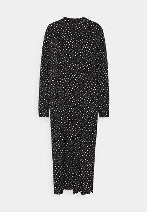 PIA DRESS - Kjole - black