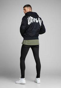 Jack & Jones - TOM ORIGINAL - Jeans Skinny Fit - black denim - 2