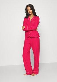 GAP - SLEEP SET - Pyjama set - red - 1