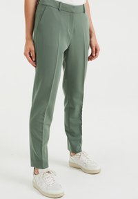 WE Fashion - Trousers - green - 0