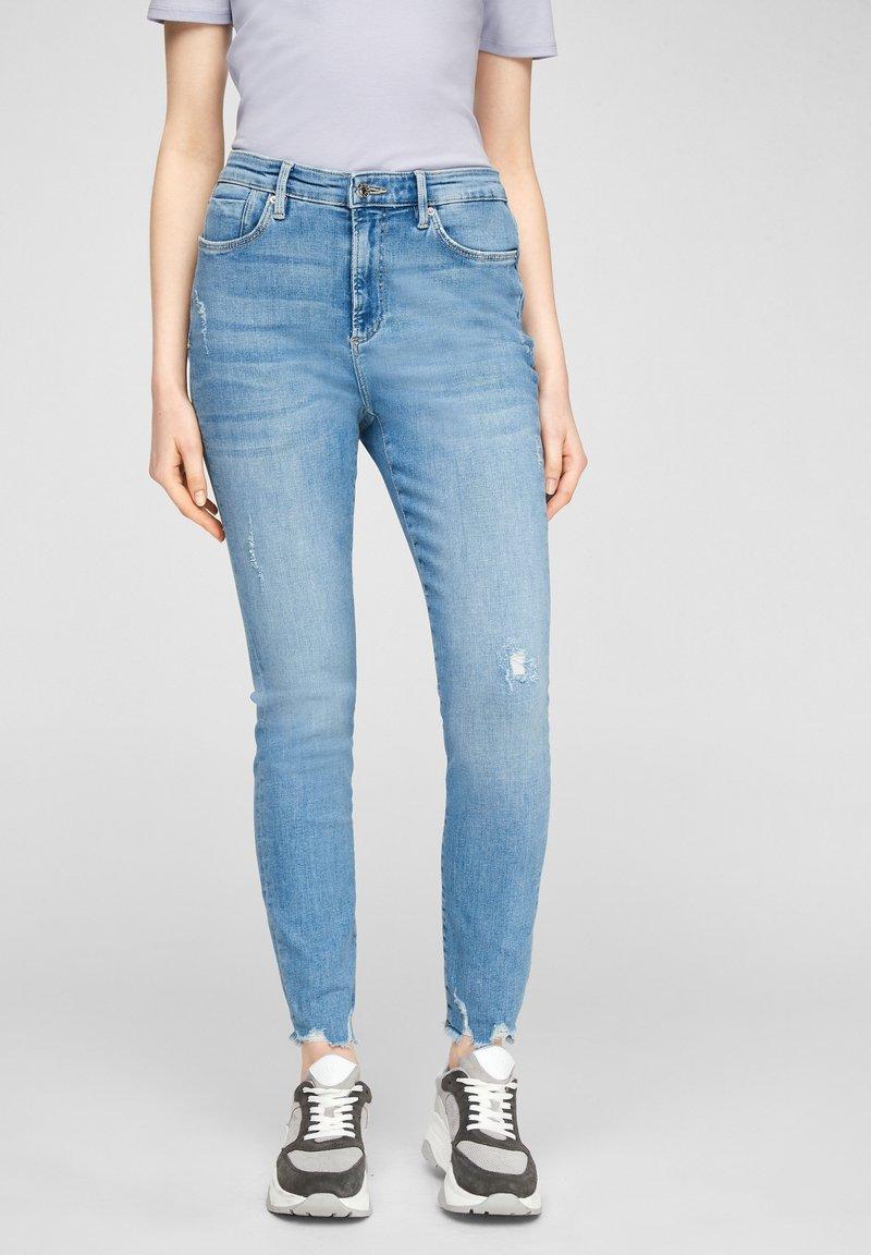 s.Oliver - Jeans Skinny - blue