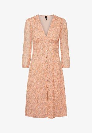 V-AUSSCHNITT - Korte jurk - chintz rose