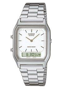 Casio - Horloge - silberfarben - 0