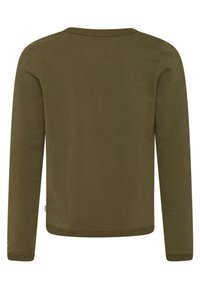 WE Fashion - Sweater - army green - 1