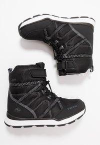 Viking - SKOMO GTX - Winter boots - black/charcoal - 0