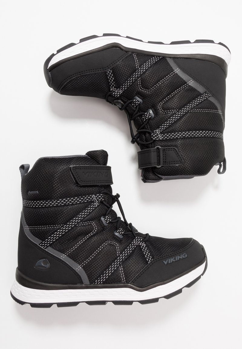 Viking - SKOMO GTX - Winter boots - black/charcoal