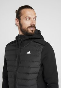 adidas Performance - VARILITE HYBRID DOWN JACKET - Talvitakki - black - 3